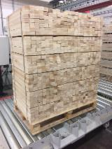Sawn and Structural Timber - Beech Strips Required, KD, 38mm