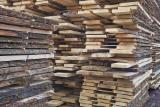 The Largest Lumber Network - See Lumber Boards Suppliers And Buyers - Fresh Unedged Siberian Larch Timber, 25-63 mm