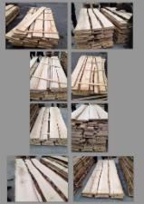Unedged Hardwood Timber - Sell ASH Lumbers