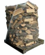 Firewood, Pellets And Residues Air Dried 24 Months - Oak Firewood/Woodlogs Cleaved