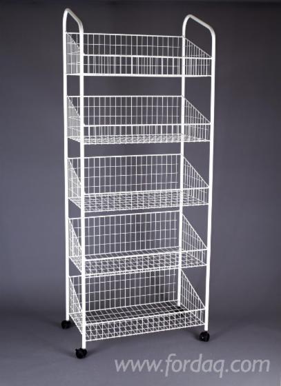 Restaurant Shelves