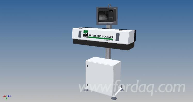 Vender-Scanner-%C3%93ptico-Luxscan-Weinig-Novo
