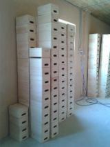 Vend Cagettes - Caissettes - Barquettes Tous Belarus