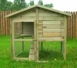 Find best timber supplies on Fordaq - IBP - Chicken Coop Hen House