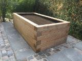 Acacia Garden Products - Acacia Plant Boxes/ Bed Garden
