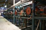 Board lumber sorting line / plant mill