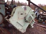 Woodworking Machinery - Used 1988 KMW SN 201 Chipper for Roundwood