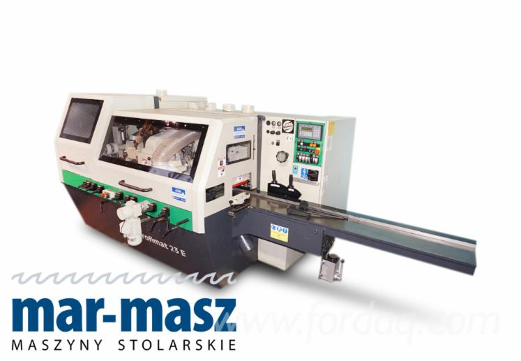 Four-side-planer-WEINIG-Profimat-23-E-with-ATS--6-spindles