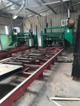 Trouvez tous les produits bois sur Fordaq - SC RETRO COMPROD SRL - Vend Ligne De Sciage Mebor Occasion Roumanie