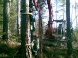 Forest & Harvesting Equipment - Melfor 350 Logging Processor Head
