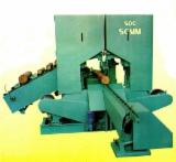 OM Woodworking Machinery - DOUBLE BAND SAW / CIRCULAR SAW