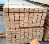 Find best timber supplies on Fordaq - SC GENEX COM SRL - Spruce Interior Wall Panelling from Romania