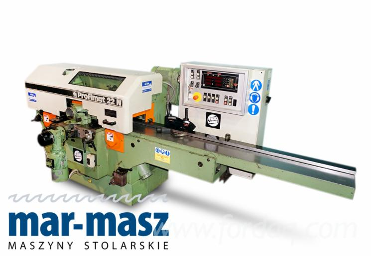 Four-side-planer-WEINIG-Profimat-22N-with-ATS--3-and-4-spindles-with-ATS--wood-planer