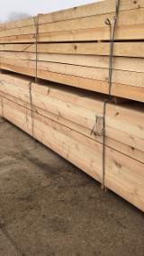 Find best timber supplies on Fordaq - Vivaholz GmbH - Pine/ Spruce Squared Wood