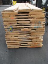 Find best timber supplies on Fordaq - Giachetta Legnami Srl - Unedged Beech Lumber