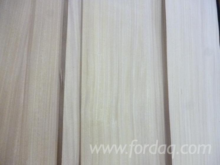 Raw veneer Difou quarter cut