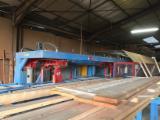 Centre d'usinage charpente HUNDEGGER K3