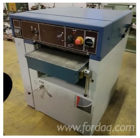 Paoloni-S515-Used-Thickness-Planer