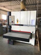 Used SCM 10S Sander Calibrating Machine