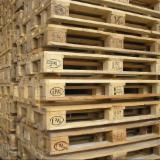 Houten Pallets Te Koop - Koop Pallets Wereldwijd Op Fordaq - Euro Pallet - Epal, Alle