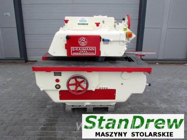 Used-RAIMANN-1989-Double-And-Multi-Blade-Saws-For-Sale