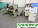 Used 1997 Balestrini Double End Tenoner
