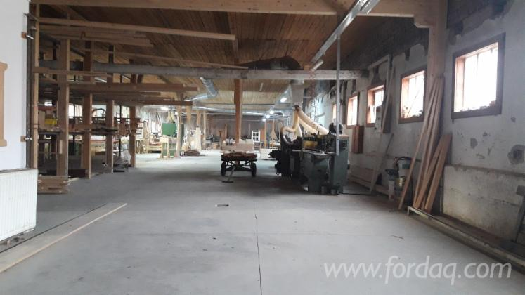 Joinery Company For Sale Romania