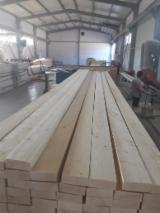 Spruce Sawn Lumber, 30 x 100 x 3000-6000 mm