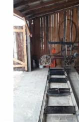 Find best timber supplies on Fordaq - MOLIDUL COMP SRL - Used Husqvarna -- Horizontal Frame Saw For Sale Romania