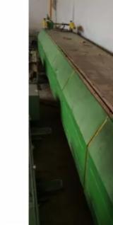 Artiglio Woodworking Machinery - Used Artiglio Horizontal Frame Saw For Sale Romania