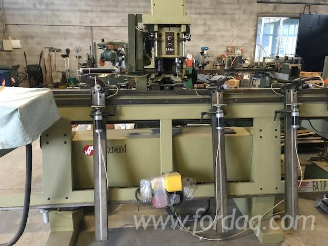 Gebraucht-Masterwood-FA1P-1992-CNC-Bearbeitungszentren-Zu-Verkaufen