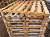 Find best timber supplies on Fordaq - JSC KUKRAS - Pallets 1140x1140
