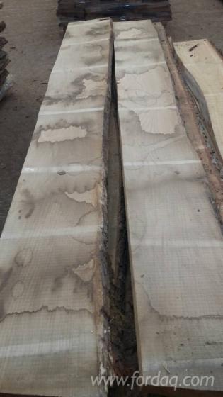 Unedged Loose Oak, KD, AB, 40; 50 mm