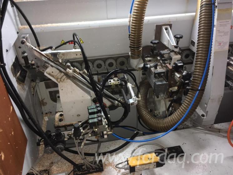 Used Homag KDF550 Edgebander