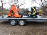Forest & Harvesting Equipment - UOT forest mounder M22