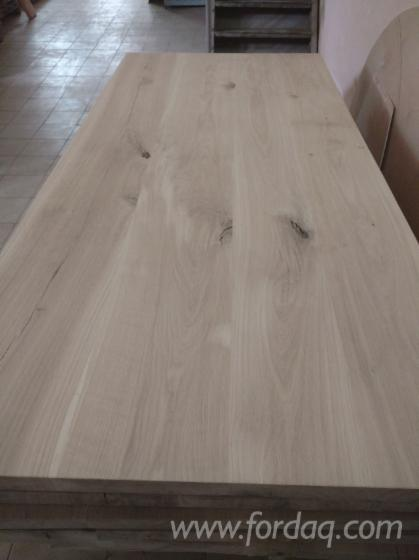 Solid Oak/ Brown Ash Table Tops and Tables