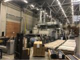 Maschinen, Werkzeug und Chemikalien - Venjakob Lackieranlage