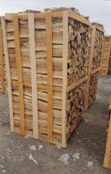Bois De Chauffage, Granulés Et Résidus ISO-9000 - Vend Bûches Fendues Hêtre, Bouleau, Chêne ISO-9000 Kiev