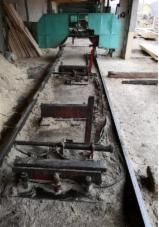 Wravor Woodworking Machinery - Used Wravor Horizontal Frame Saw For Sale Romania