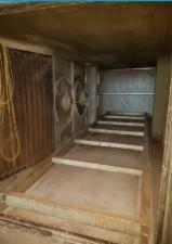 Woodworking Machinery - Used BOLLMANN Drying Kiln For Sale Romania