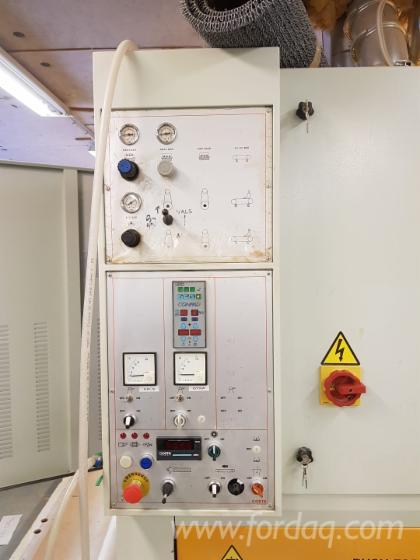 Gebraucht Costa Levigatrici A CT 1150 2000 Schleifmaschinen Mit Schleifzylinder Zu Verkaufen Italien