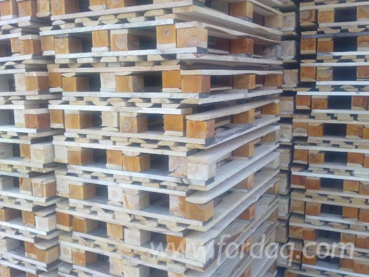 Order Grade A New Euro Pallet - Epal from Ukraine