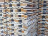 Pallets, Packaging and Packaging Timber - Order Grade A New Euro Pallet - Epal from Ukraine