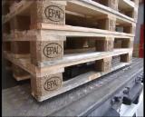 Drvenih Paleta Za Prodaju - Kupi Palete Globalno Na Fordaq - Evro Paleta - EPAL, Novo