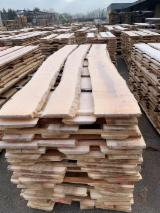 Find best timber supplies on Fordaq - Chang Wei Wood Flooring Enterprise Co., Ltd. - Need ash timber undeged(debarked) thickness:30mm