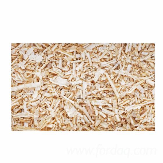 Beech/ Oak Wood Shavings, ISO 9000