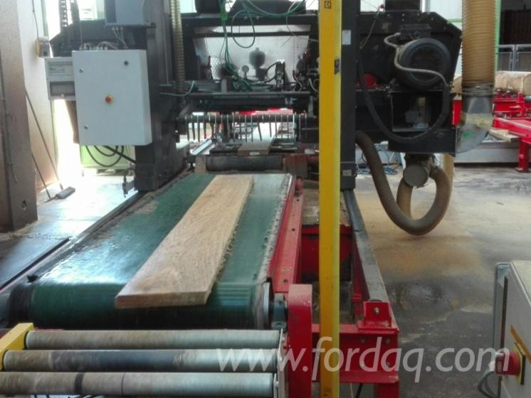 Automatic Wravor Horizontal Band Saws for Veneer, WRC 1050 - USED