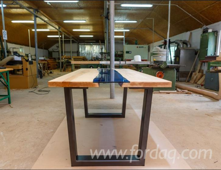Wholesale Contemporary Sycamore Maple, Beech, Oak Tables Romania