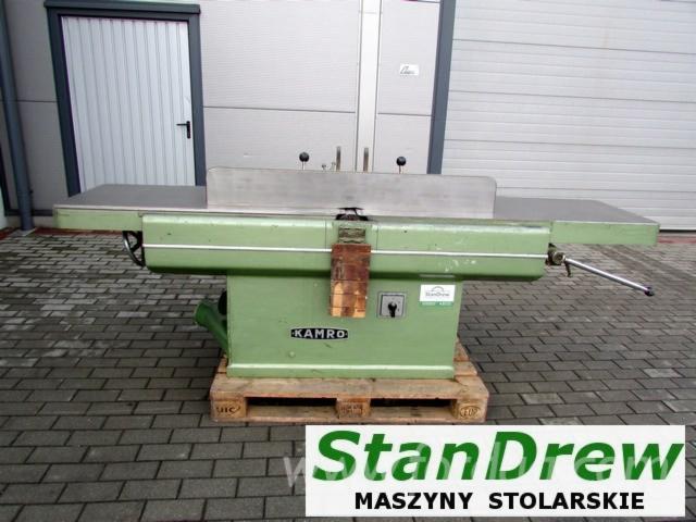 Used-Kamro-1990-Surface-Planer---1-Side-For-Sale