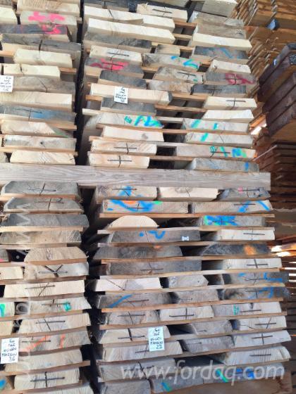 European Ash Unedged Boards, KD & AD